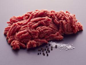 Carne picada de ternera Asturiana