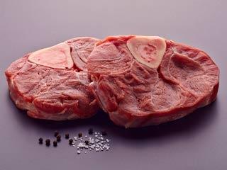 Osobucco de ternera asturiana, carne para guisar